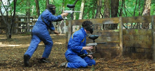 paintball arrangementen